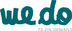 wedo, agenzia di comunicazione, digital pr, ufficio stampa, eventi, consulenza, agenzia di comunicazione milano, comunicati stampa, pr on demand